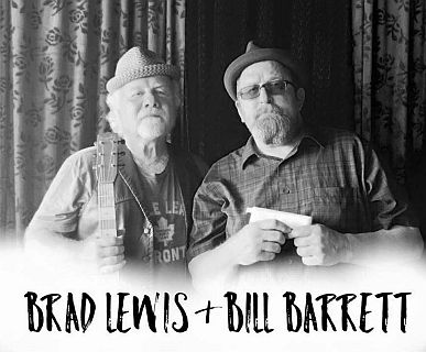 Brad Lewis + Bill Barrett - Blues from L.A.